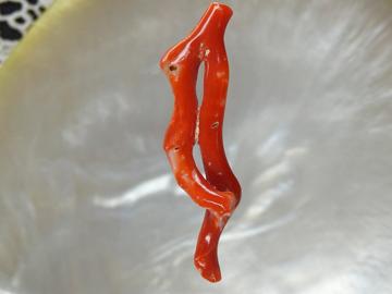 赤珊瑚パーツ
